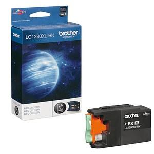 brother LC-1280XLBK schwarz Tintenpatrone