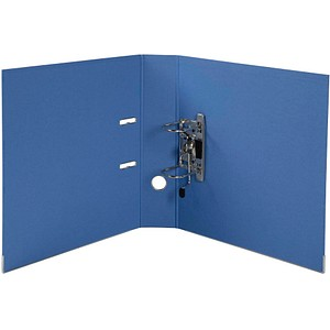 Exacompta CleanSafe Ordner blau Karton 7,0 cm DIN A4