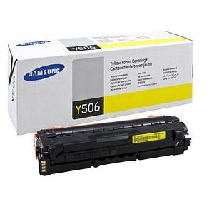 SAMSUNG CLT-Y506S (SU524A) gelb Toner