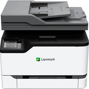 Lexmark MC3326i 3 in 1 Farblaser-Multifunktionsdrucker weiß