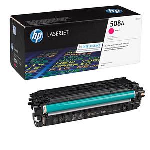 HP 508A (CF363A) magenta Tonerkartusche