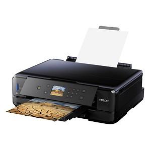 EPSON Expression Premium XP-900 3 in 1 Tintenstrahl-Multifunktionsdrucker schwarz