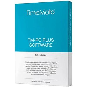 Programmerweiterungssoftware TM-PC PLUS von TimeMoto