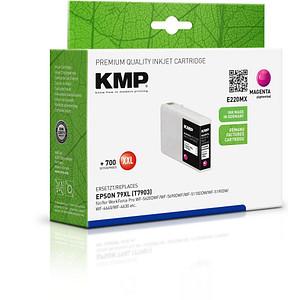 KMP E220MX magenta Tintenpatrone ersetzt EPSON T7903XL