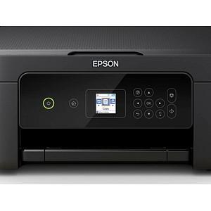 EPSON Expression Home XP-3100 3 in 1 Tintenstrahl-Multifunktionsdrucker schwarz