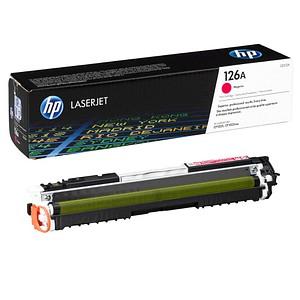 HP 126A (CE313A) magenta Tonerkartusche