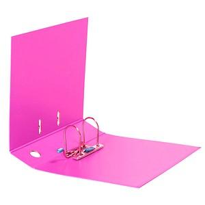 ELBA Ordner pink Kunststoff 8,0 cm DIN A4