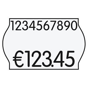 Preisauszeichner-Etiketten  von Checkpoint METO