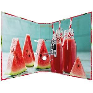 HERMA Fruit Cocktail Motivordner Wassermelone 7,0 cm DIN A4