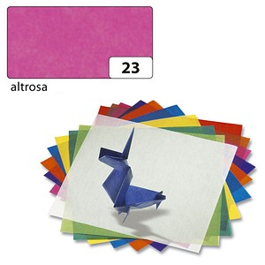 folia Transparentpapier rosa 70,0 x 100,0 cm 42 g/qm