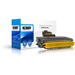 KMP B-T31 schwarz Toner ersetzt brother TN-3280XXL