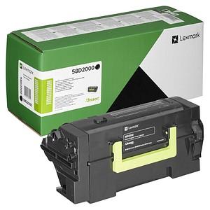 Lexmark 58D2000 schwarz Toner