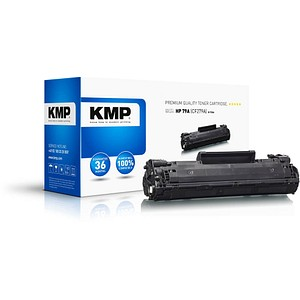 KMP H-T244 schwarz Toner ersetzt HP 79A (CF279A)