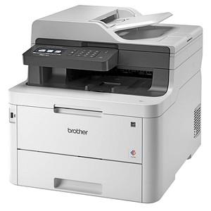brother MFC-L3770CDW 4 in 1 Farblaser-Multifunktionsdrucker grau