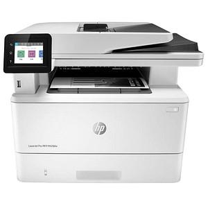 HP LaserJet Pro MFP M428dw 3 in 1 Laser-Multifunktionsdrucker weiß