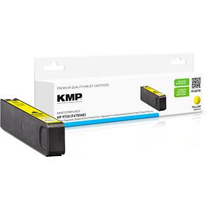KMP H165YX gelb Tintenpatrone ersetzt HP 973X (F6T83AE)