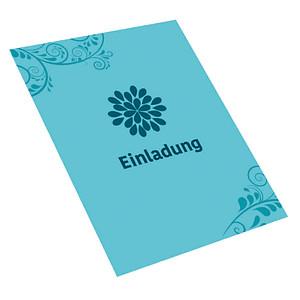 folia Tonpapier farbsortiert 160 g/qm 500 Blatt