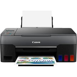 Canon PIXMA G2560 3 in 1 Tintenstrahl-Multifunktionsdrucker schwarz