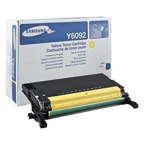 SAMSUNG CLT-Y6092S (SU559A) gelb Toner