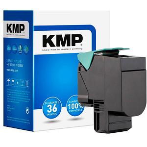 KMP L-T110C cyan Toner ersetzt LEXMARK 71B0020/71B20C0/71B0H20/71B2HC1
