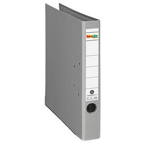 büroplus büroplus Ordner grau Karton 5,0 cm DIN A4