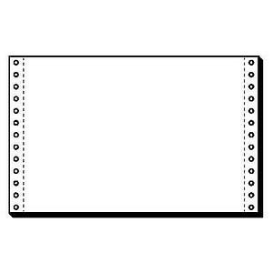SIGEL Endlospapier A5 quer 1-fach, 70 g/qm weiß 4.000 Blatt
