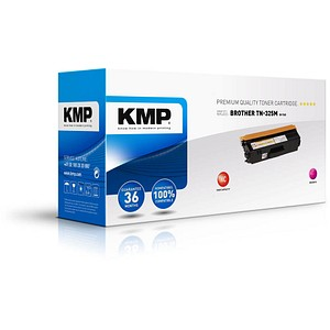 KMP B-T40 magenta Toner ersetzt brother TN-325M