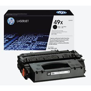 HP 49X (Q5949X) schwarz Tonerkartusche
