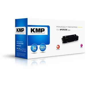 KMP H-T241X magenta Toner ersetzt HP 410X (CF413X)