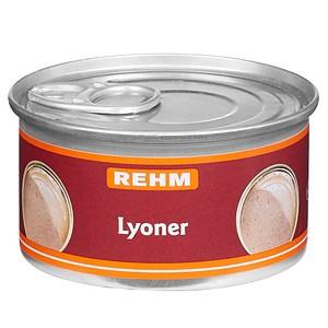 REHM Lyoner Dosenwurst 125,0 g