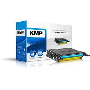 KMP SA-T51 gelb Toner ersetzt SAMSUNG CLT-Y5082L (SU532A)