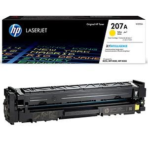 HP 207A (W2212A) gelb Tonerkartusche