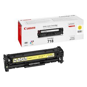 Canon 718 Y gelb Toner