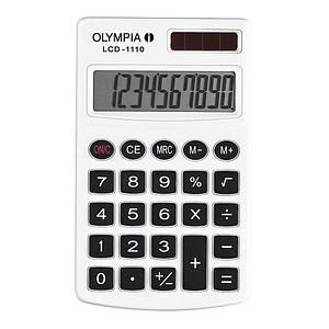Taschenrechner LCD-1110 von OLYMPIA