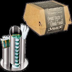 Feinkostbehälter & Einwegboxen