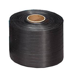 SUPRA   Umreifungsband Kunststoff schwarz 12,7 mm x 500,0 m