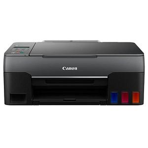 Canon PIXMA G3560 3 in 1 Tintenstrahl-Multifunktionsdrucker schwarz