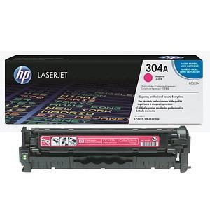 HP 304A (CC533A) magenta Tonerkartusche