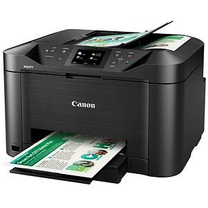 Canon MAXIFY MB5155 4 in 1 Tintenstrahl-Multifunktionsdrucker schwarz