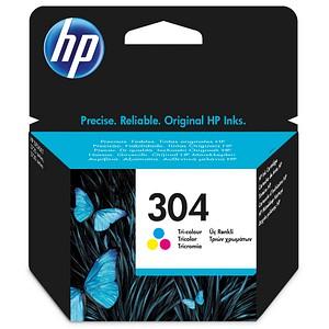 HP 304 (N9K05AE) color Tintenpatrone