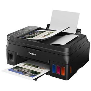 Canon PIXMA G4511 4 in 1 Tintenstrahl-Multifunktionsdrucker schwarz