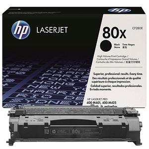 HP 80X (CF280X) schwarz Tonerkartusche