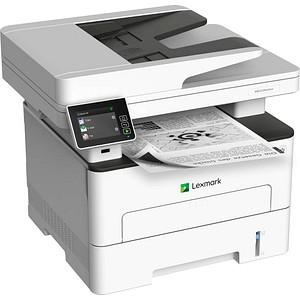 Lexmark MB2236adwe 4 in 1 Laser-Multifunktionsdrucker grau