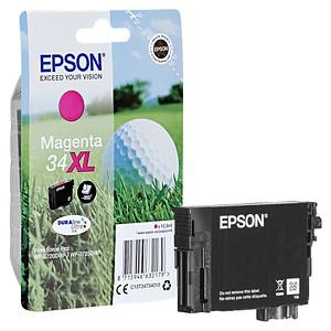 EPSON 34XL / T3473XL magenta Tintenpatrone