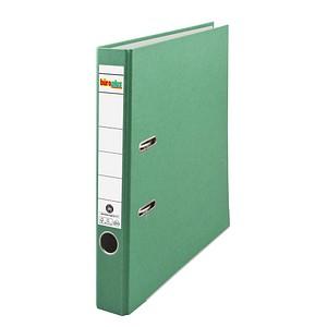 büroplus büroplus Ordner grün Karton 5,0 cm DIN A4