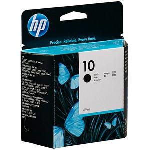 HP 10 (C4844A) schwarz Tintenpatrone