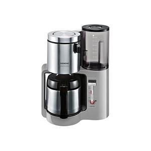 SIEMENS TC86505 Kaffeemaschine silber