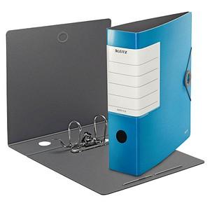 LEITZ Solid 1112 Ordner hellblau Kunststoff 8,2 cm DIN A4