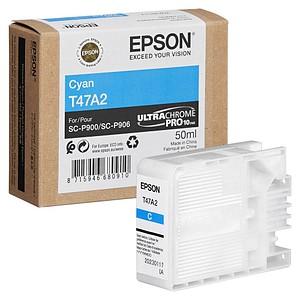 EPSON T47A2 cyan Tintenpatrone