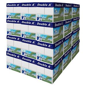 Double A Kopierpapier PREMIUM DIN A4 80 g/qm Palette mit 200x 500 Blatt